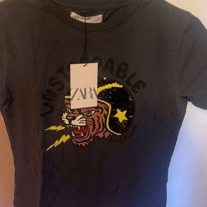 Boys Zara tee shirt